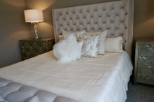 Glam Ivory Pillow
