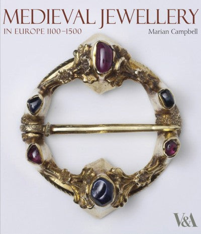 Medieval Jewellry Book, Gifts, Laura of Pembroke