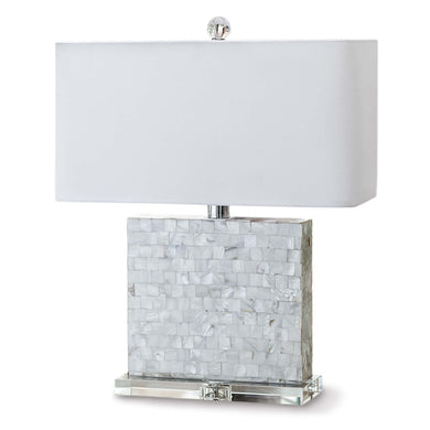 Mother of Pearl Table Lamp