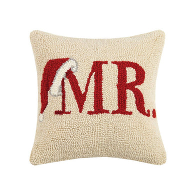 Mr. Claus Hook Pillow