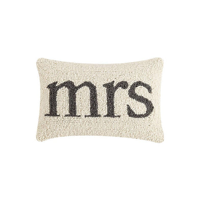 Mrs. Hook Pillow