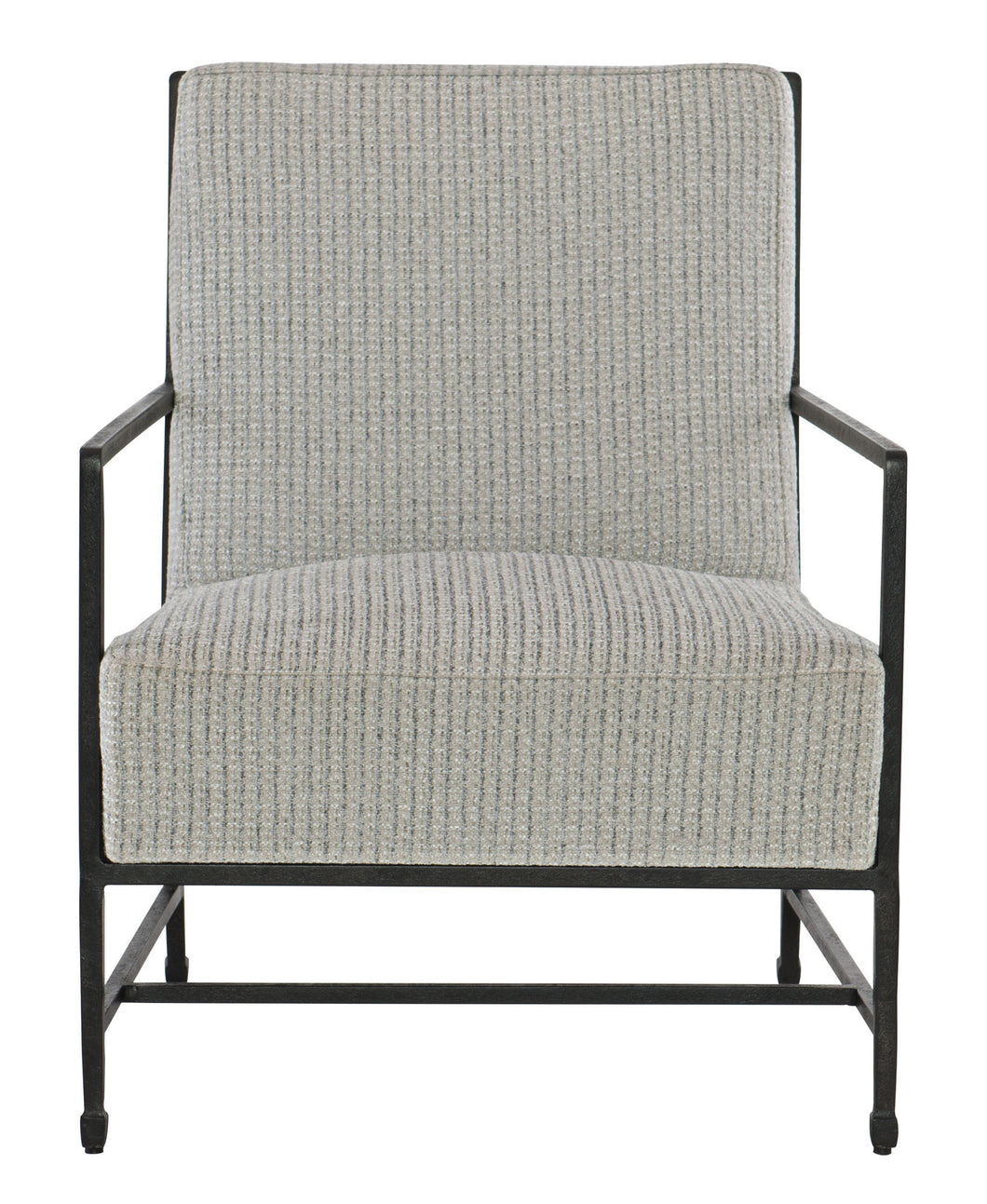 Hector Chair with Iron Legs