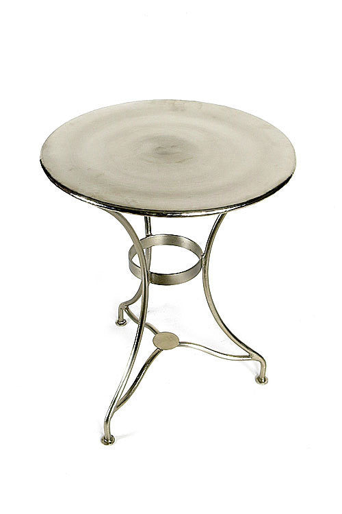 Nickle Table, Home Furnishings, Laura of Pembroke