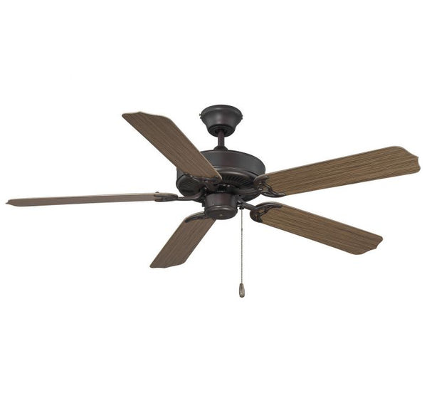 Nomad English Bronze Ceiling Fan