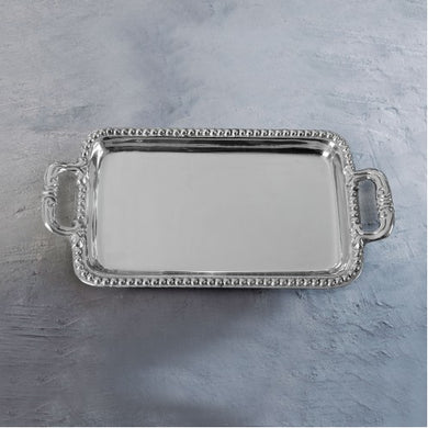 Pearl David Rectangular Tray