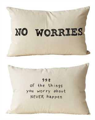 Printed Double Sided Pillow, Gifts, Laura of Pembroke