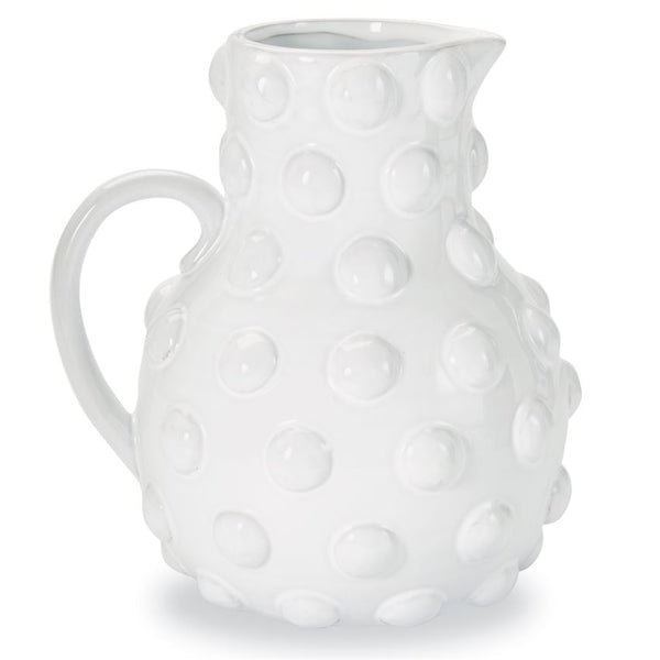 Raised Dot Pitcher