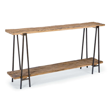 Reclaimed Console Table