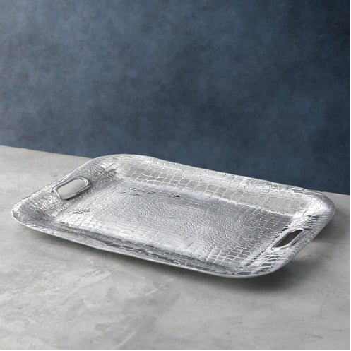 Rectangular Medium Tray with Handles