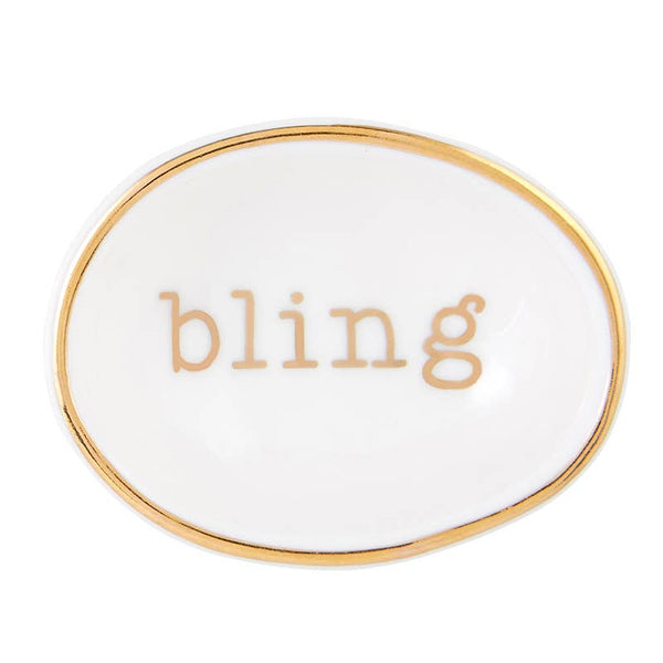 Mini 'Bling' Ring Dish