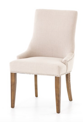 SADIE DINING CHAIR-LINEN