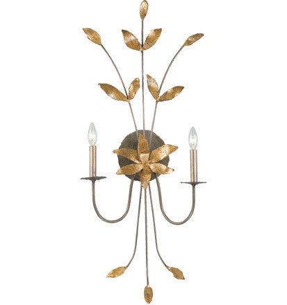 Blossom 2 Light Sconce