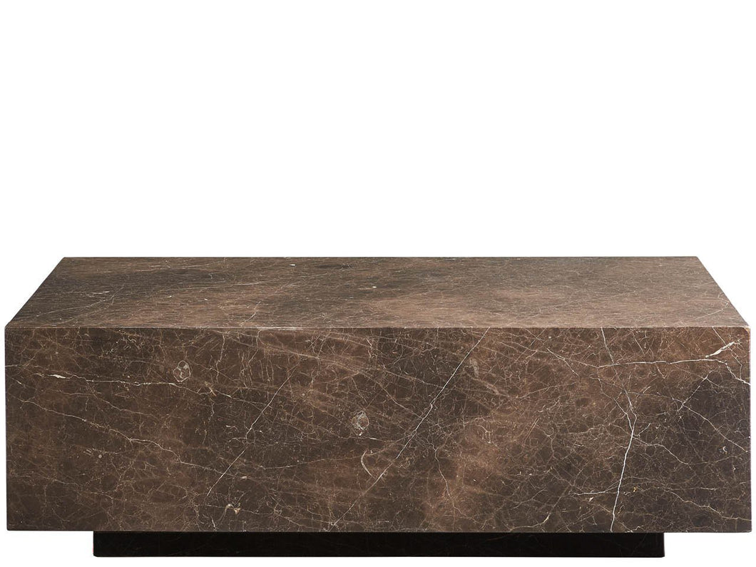 Black Marble Cocktail Table