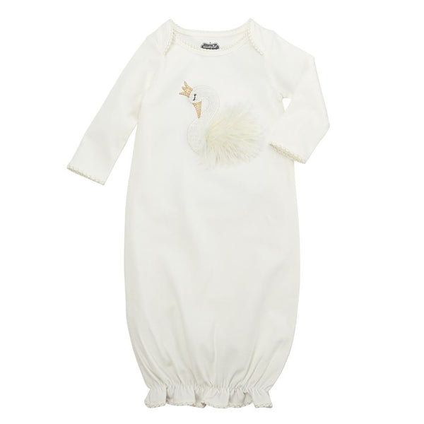 SWAN SLEEP GOWN