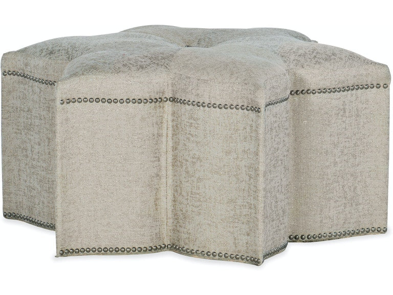 Sanctuary Star of the Show Ottoman