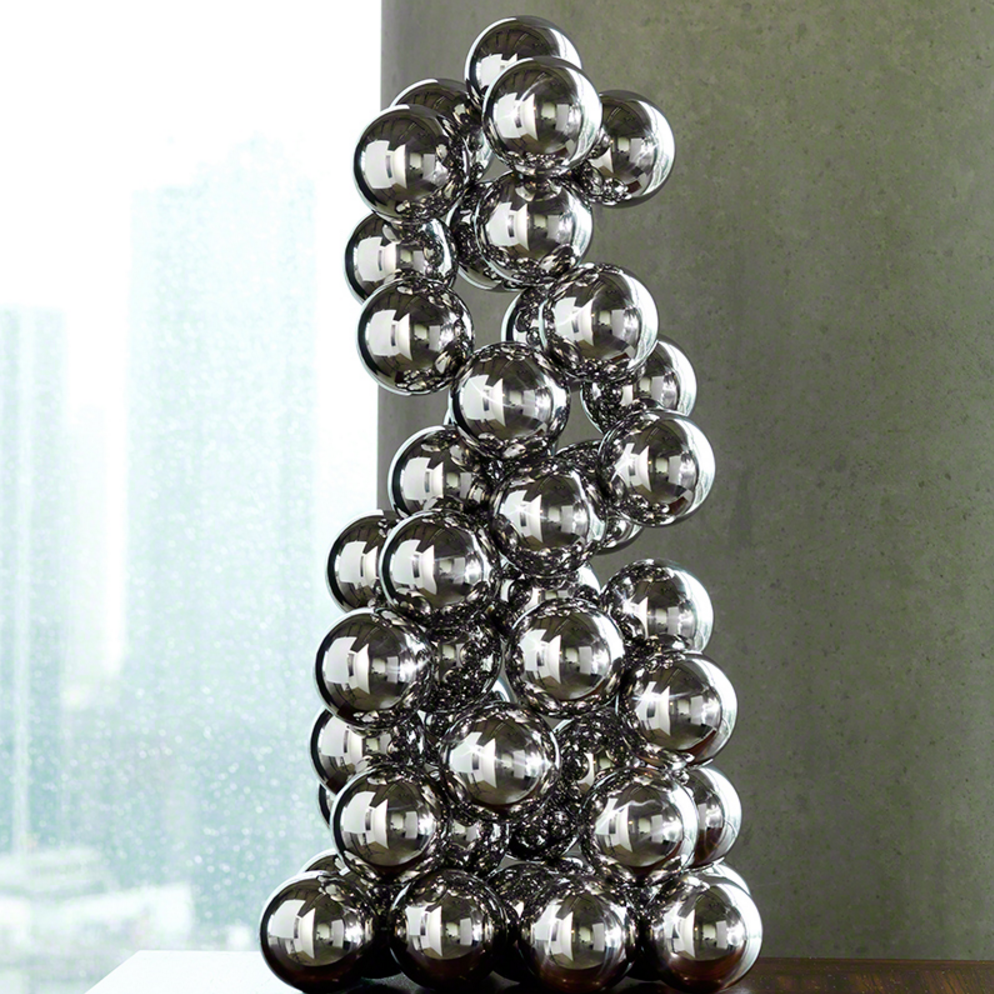 Sphere Sculpture, Home Accessories, Laura of Pembroke
