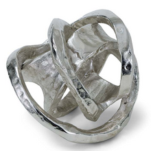 Metal Knot Sculpture, Home Accessories, Laura of Pembroke