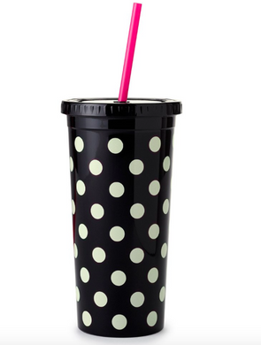 Tumbler with Straw, Gifts, Laura of Pembroke