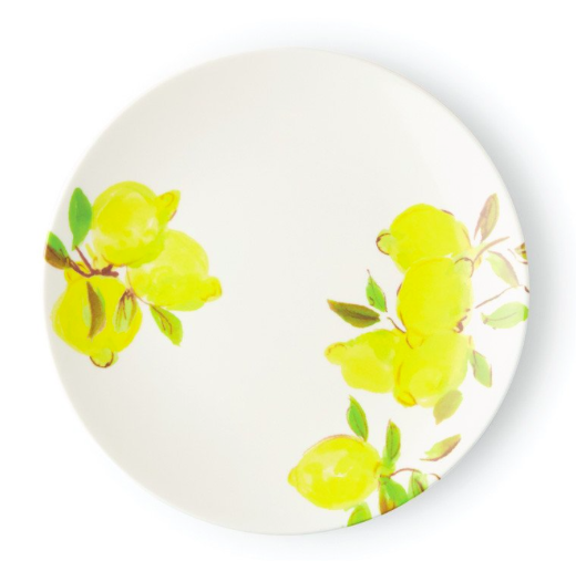 Melamine Salad/accent Plate