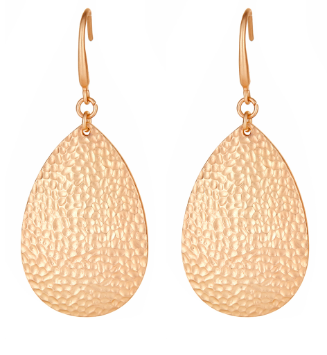 Blush Gold Earrings