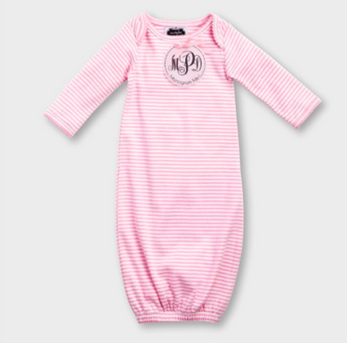Pink Sleep Gown