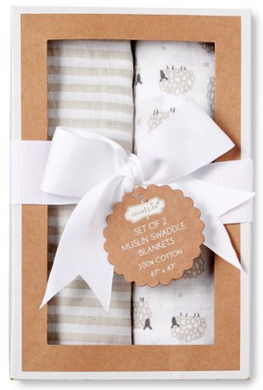 Sheep Swaddle Set