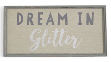 Dream in Glitter