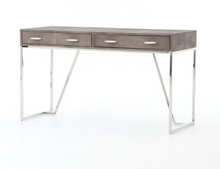 Shagreen Desk, Home Furnishings, Laura of Pembroke