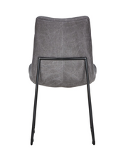 Smoke Gray Dining Chair