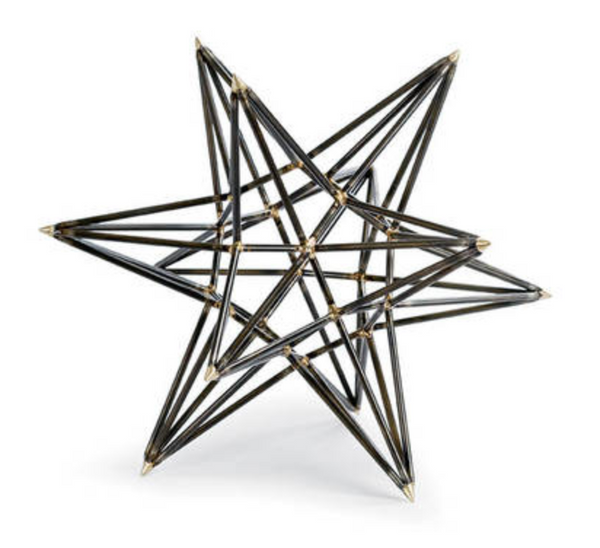 Large Trellis Star, Home Accessories, Laura of Pembroke