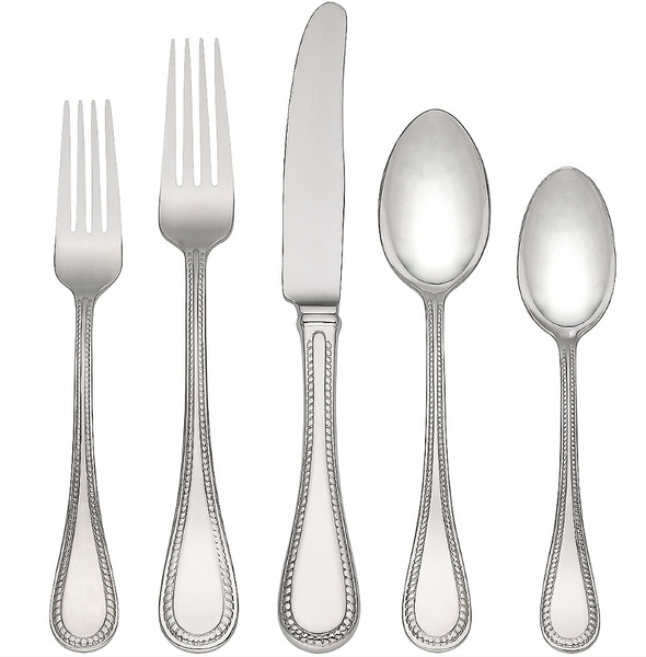 Union Street 5-piece Flatware Place Setting