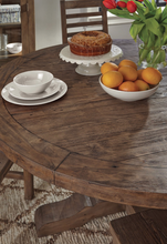 Caleb Round Dining Table