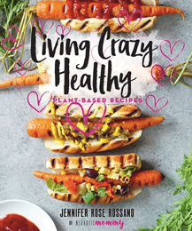 Living Crazy Healthy Book, Gifts, Laura of Pembroke