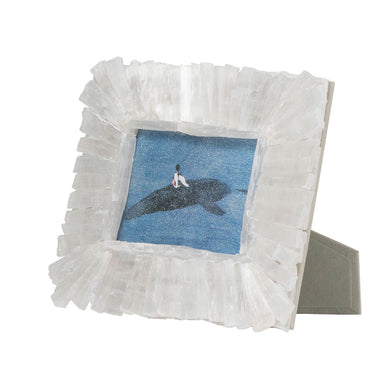 Selenite Frame