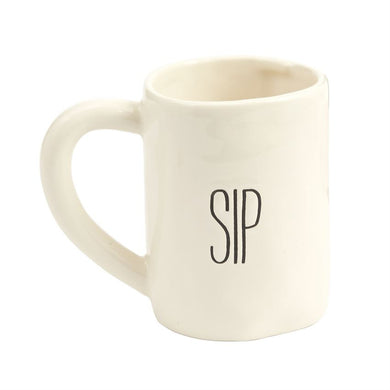 Sip Mug, Gifts, Mud Pie, Laura of Pembroke
