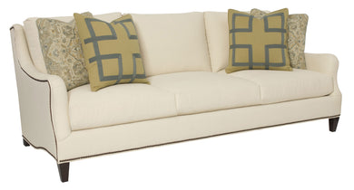 Sofa with Nailheads, Home Furnishings, Laura of Pembroke
