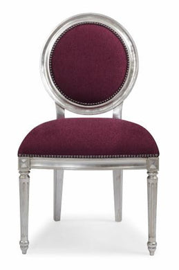Louis Armless Chair, Home Furnishings, Laura of Pembroke