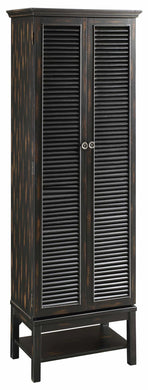Tall Black Cabinet, Home Furnishings, Laura of Pembroke