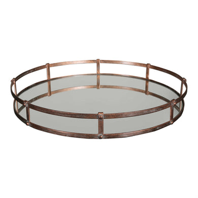 Round Tray, Home Accessories, Laura of Pembroke