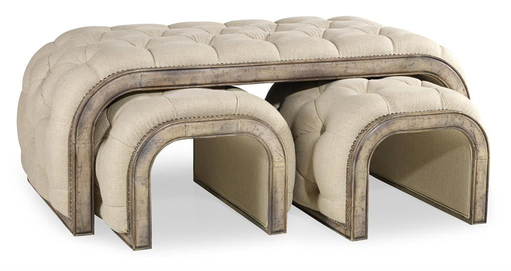 2 Piece Tufted Cocktail, Home Furnishings, Laura of Pembroke