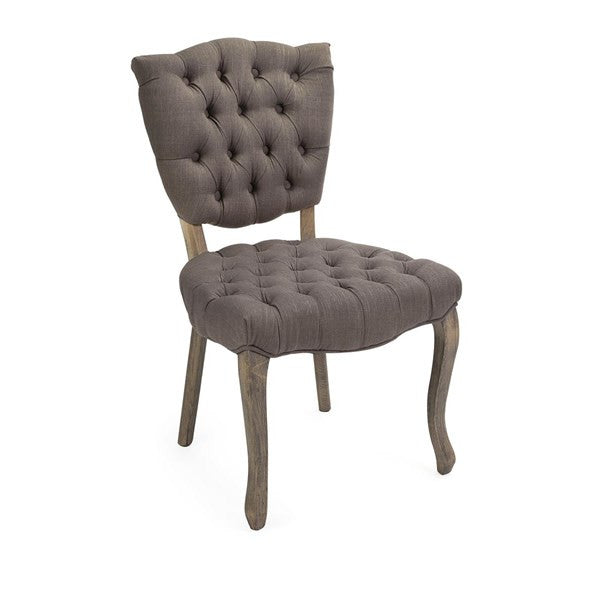 Tufted Occasional Chair, Home Furnishings, Laura of Pembroke