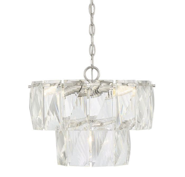 Turner 4 Light Chandelier