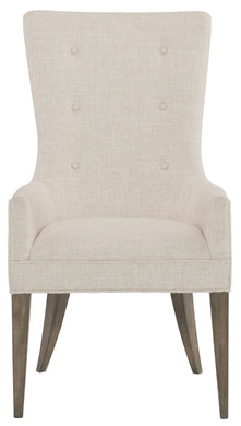 Upholstered Arm Chair, Home Furnishings, Laura of Pembroke