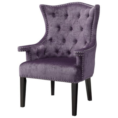 Upholstered Chair w/ Nailhead Trim, Home Furnishings, Laura of Pembroke