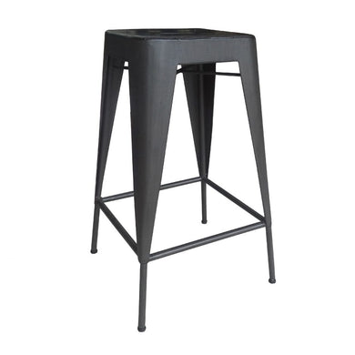 Coated Steel Counter Stool