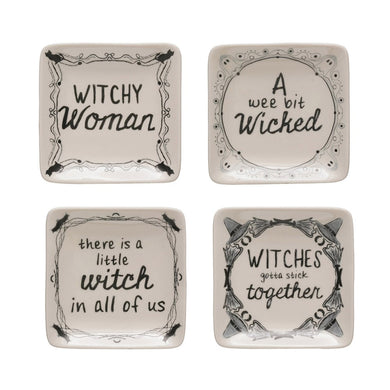 Witch Saying
