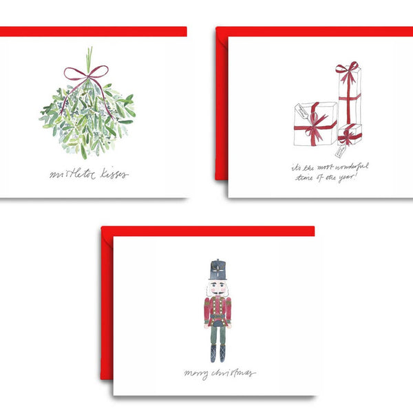 Wonderful Time of the Year | Holiday Card Set