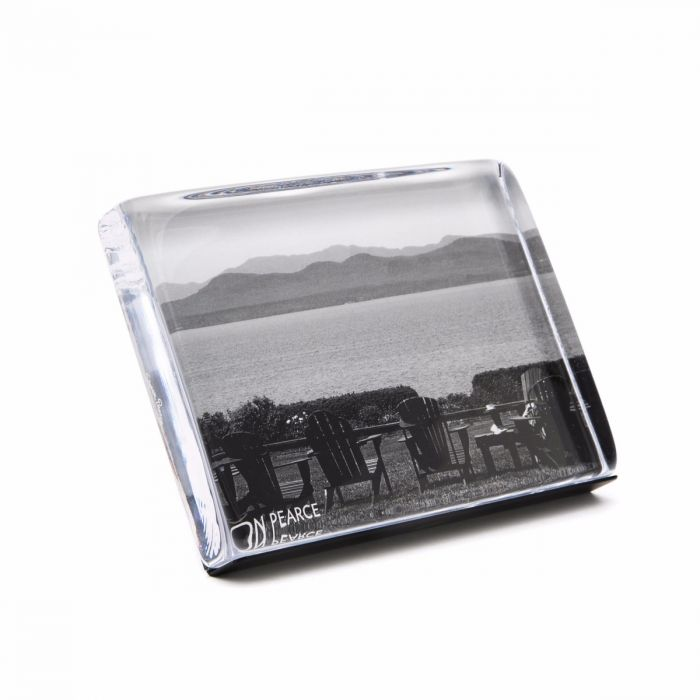 Woodbury Horizontal Photo Block In A Gift Box