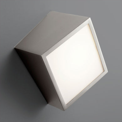 Zeta Sconce - Satin Nickel
