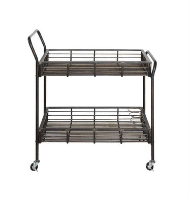 Metal Bar Cart